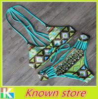 bathing beauty swimwear - Hot Selling Colorful Beauty Bralizian Bikini Push Up Sexy Bandage Swimwear Women Bathing Suit Beach Wear Swimsuit Biquini