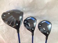 Wholesale golf clubs G30 driver loft G30 fairway woods regular flex G30 Golf Woods Right hand
