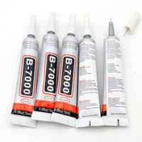 Wholesale 15ML B7000 Glue for plastic phone shell Mobile phone LCD Frame Stand repair Beauty stickers pasted beauty diy