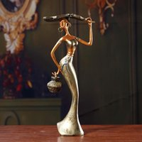 bathroom accessory ideas - 2014 Home accessories gift ideas resin crafts ethnic female modelling