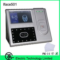 Wholesale Biometric TCP IP linux system IC card time attendance and facial access control Iface501