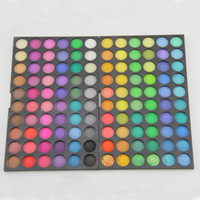 Wholesale Professional Full Color Natural Eyeshadow Matte Eye Shadow Palette Paleta De Sombras Kit Make Up Set Christmas Makeup