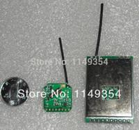 Wholesale set M G Wireless Image Video AV Transmitter G AV Receiver Module Set