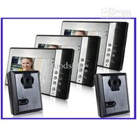 Wholesale 1pcs inch Colour Video Door Phone door bell Image Storage With Date Time Mark Monitors ONLY