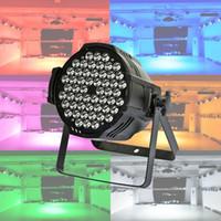 Wholesale LED Stage Light Super Bright Par Light Led Disco Laser Lights Par lamps wedding stage lamp disco bar lamp