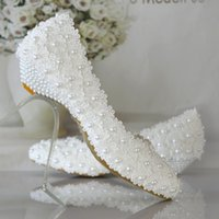 ballet shoes pictures - Sweet white flower bud silk wedges pearl wedding shoe bridal gown shoes picture taken low documentary shoes