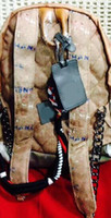 Sac d'expédition gratuit 2016 sac de toile de défilé de sac à main de graffiti sac à dos de sac de sport de loisirs extérieur choix multicolore