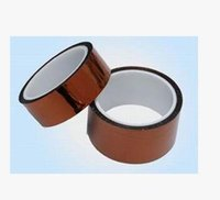 Wholesale 20 mm m imide tape PI tape goldfinger thick Kapton tape high temperature tape can be according to the demand for die cutting