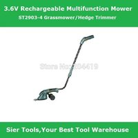Wholesale Garden Power Tools V electric grass trimmer ST2903 electric multifunction grassmower Sier pruning shears cordless cutter