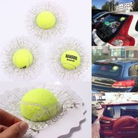 automotive door glass - Creative Car Stickers Automotive Glass D Tennis Ssticker Glass Door Stickers Color Yellow