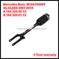 Wholesale 2PC OF BRAND NEW FRONT AIRMATIC AIR SUSPENSION SHOCKS W164 GL CLASS ML CLASS A1643204513
