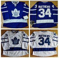 best leaf - 2016 New Draft Toronto Maple Leafs Jersey Blue Auston Matthews Ice Hockey Jerseys Winter Classic Alternate Blue All Stitched Best Quality