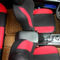 Wholesale 11Pcs UniversalCar Covers Interior Accessories Seat cushion Protector Mat Pads Car Seat Covers Set for Car Care hot sale