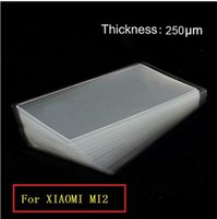 Wholesale NEW Arrival um Double Side Sticker OCA optical clear adhesive For XIAOMI MI2 LCD touch glass repair