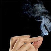 best magic trick - Top quality Close Up Magic Trick Finger s Smoke Popular Hell s Smoke The Best Stage Accessories