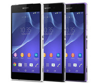 Wholesale Refurbished Original Unlocked SONY Xperia Z2 G LTE Mobile Phone MSM8274AB Quad Core GB GB MP quot Android mAh Smart phone