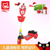 Wholesale Cheerway children trikke children scooter scooter baby tricycle scooter