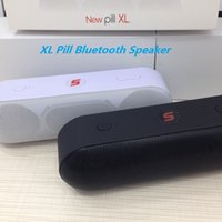 audio reader for ipad - XL Pill Wireless Bluetooth Speaker B5 Protable Stereo Music Player Audio Super Bass U Disk TF Usb For Cell Phones Tablet Ipad NFC