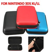 3ds xl - 3DS XL Case bag for Nintendo EVA Portable Light Carrying Case Protective Cover Skin Sleeve Bag Pouch