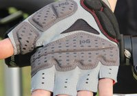 Wholesale Half Finger Sports Gloves