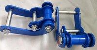 4WD 4x4 Pick Up acessórios 2pcs / pair peças de elevação traseira estender elevador conforto manilha manilha para Nissan, Toyota, ISUZU, MITSUBISHI