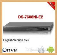 Wholesale English version NVR CH DS N E2 P Plug Play CH PoE Up to MP Onvif Project level Network video recorder