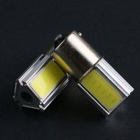 Wholesale LED Backup Light Reversing BA15S Faces COB LED Turn Light Tail Light for Car