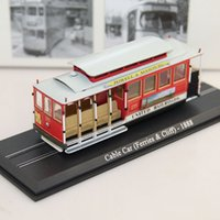 Wholesale Atlas HO Scale Train Cable Car Ferries and Cliff models AT052