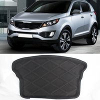 Wholesale mat sack Waterproof Boot Liner Cargo Mat For Kia Sportage Carpet Rear Truck Tray Genuine before