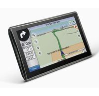 av hand - 5 inch Car GPS Navigator without Bluetooth AV IN GB load D Map RAM128M