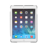 Wholesale Crystal Clear Hard PC Plastic Back Case Cover Slim Shell For Apple for iPad Air Promotion