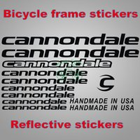 Wholesale stickers sheet Die cut decal cycling mtb bmx road bike frame stickers Bike Decals DIY Frame Stickers Bicycle Stickers