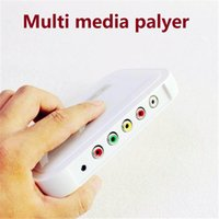 Wholesale 2016 Real New Arabic Iptv Kodi Digital Media Player Nbox Hdtv Sd mmc Card Flash Hard Drive Disk Video with Remote Control In Retail Package
