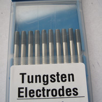 Wholesale 2 Cerium tungsten electrode for TIG welding torch with grey tip WC20 case drop shipping