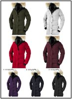 applique lace patterns - 2016 winter OEM E33 GOOSE SHELBURNE PARKA for women winter in goose down in long style for casual parka