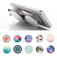 Wholesale Fast Shipping Wire Winder Phone Holder Air Fleixable Expanding Stand Grip Pop Socket Mount for Smartphones
