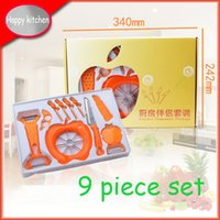 Wholesale New Home Furnishing daily kitchen tool set kitchen companion set fruit peeler assistant artifact