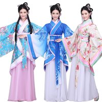 Wholesale Hanfu female costume piece fringing cosplay hanfu national costume female adult ceremony The ancient costume Ru dress costume