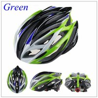 Wholesale Livestrong Cycling Helmet Super Light g Road Bike Cycling Helmet Mens Bike Parts Yellow Green Blue Orange Red Silver Yellow For Sale