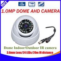 analog filter - HD P dome AHD camera Metal case MP TVL analog High Resolution LEDs Weatherproof Camera With IR CUT Filter CCTV Camera