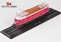 Wholesale Atlas E Tram HO Model Miniature Train Diecast Car Model Truck Bus Gift Collectible Model Decor Brinquedo Toys