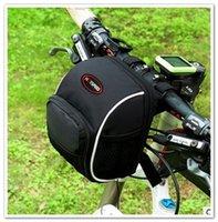 bar saddle - bike bag mountain bike saddle bag package bike equipment accessories