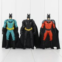 Celebrity Figure action sports toys - Super Hero Batman Styles cm PVC Action Figure Toy Collection Model toy retail