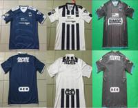 Wholesale Monterrey soccer football jersey thai quality shirts Season Monterrey home away jerseys soccer football jersey DHL shipping