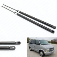 Wholesale 2pcs set Rear Window Lift Supports Gas Struts for Chevrolet Astro GMC Safari Unscrews on Shaft End