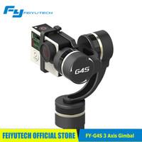 Wholesale FeiYu Tech G4s axis Brushless Handheld Gimbal for GoPro Hero FEIYU FY G4s