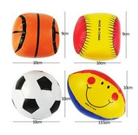 baseball kids activities - Toys Hobbies Other Toys Hobbies My First Ball PU Sponge Grasping Balls Baby Kids Enlighten Activity Toy Set of Rugby Baseball