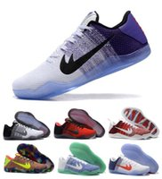Wholesale HOT Kobe Basketball Shoes Sneakers Mens Man Fashion Bryant Kobes IX Elite Sports KB s EP Trainer Basketball Shoe Size