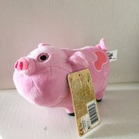 Wholesale 2016 cm Gravity Falls Pink Pig Waddles Plush Toy Deadpool sticks