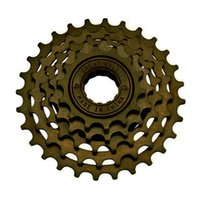 Wholesale Outdoor Sports Cycling Parts Bicycle Brown Accessory Speed Friction No index Freewheel Mountain Bike Freewheel